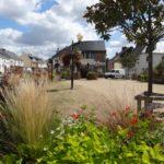 Allaire, un centre bourg végétalisé