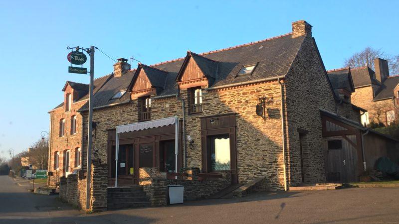 bourg Saint Ganton