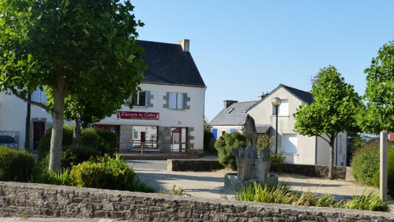 Le Cloitre saint Thégonnec_boulangerie