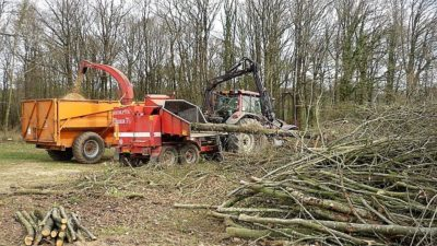 La Grigonnais Approvisionnement bois local