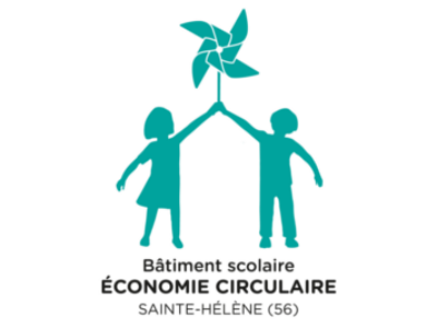 Logo de l'école de Saint-Hélène