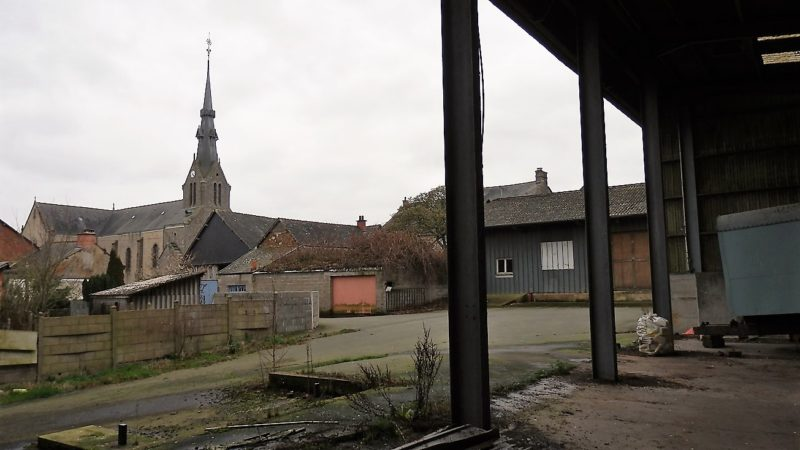Guipel bâtiments coopérative agricole