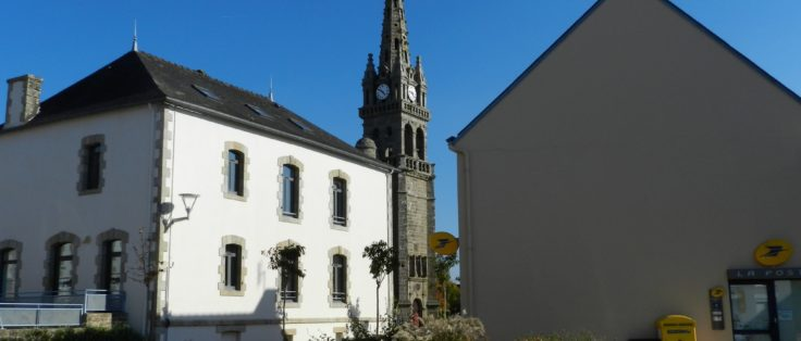 Guiscriff Mairie Médiathèque
