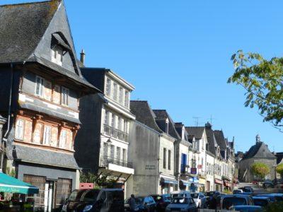 Guémené sur Scorff – Rue principale