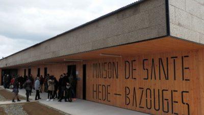 Maison de sante de Hédé-Bazouges