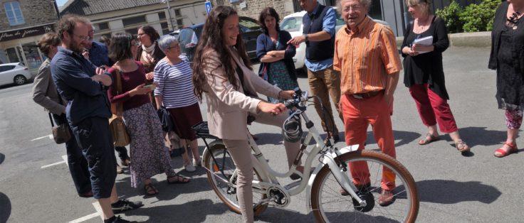 Lanvallay vélo électrique