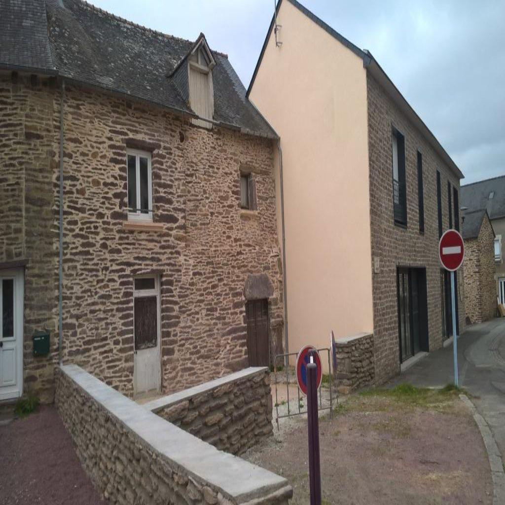 Beignon maison