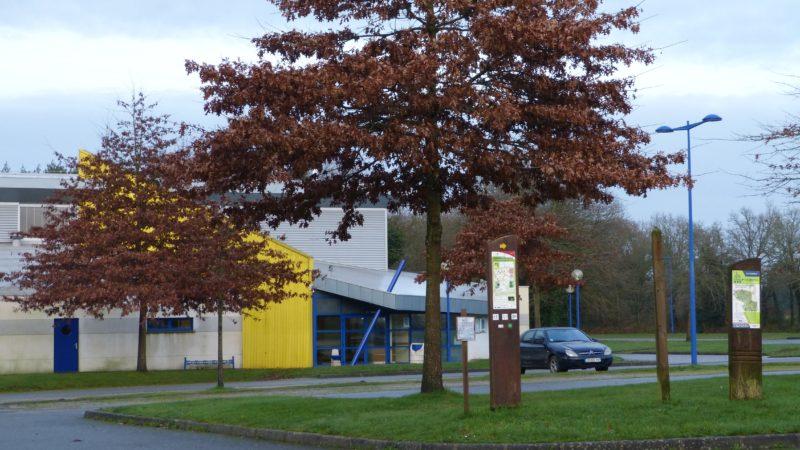 Malguénac-salle des sports