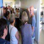 Neulliac visite cantine bio