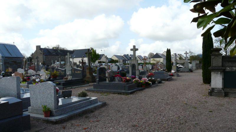 Plerguer cimetière