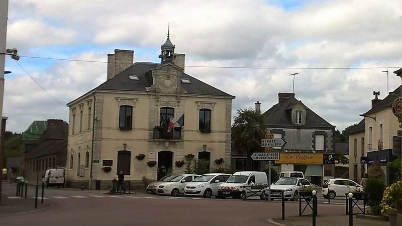 Pipriac bourg