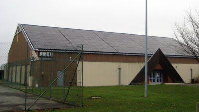 Pluméliau salle des sports