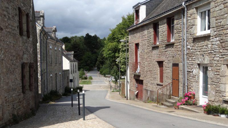 Quistinic bourg