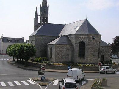 Riec-sur-Bélon église