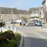 Centre-bourg de Roscoff