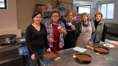 Cleguerec SADI Atelier cuisine