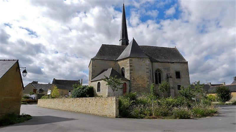 Saint-Juvat bourg