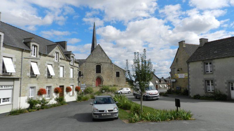 Bourg de Saint-Juvat