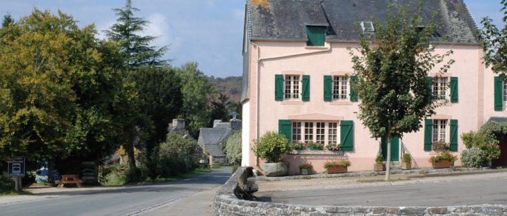 Saint-Rivoal centre-bourg