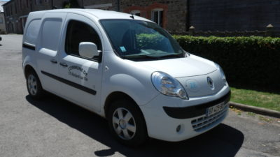 Saint-Médard : voiture électrique