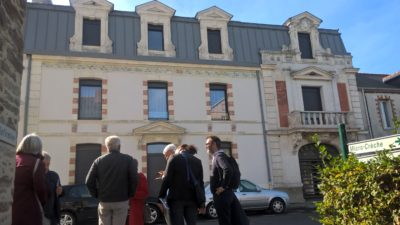 Bouvron – logements centre bourg