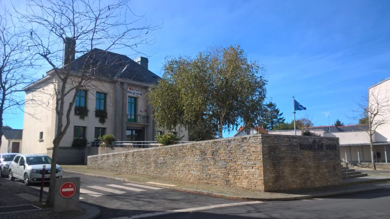 Bouvron mairie