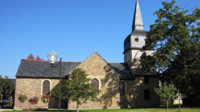 La Chapelle Thouarault
