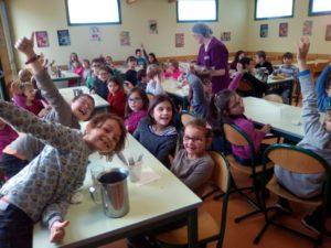 Le restaurant scolaire de Rosnoën