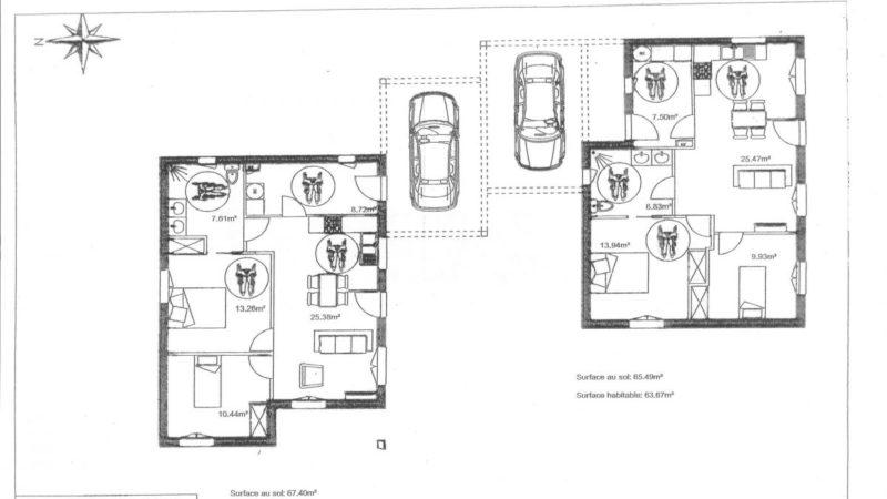 Langoelan plan maisons adaptees