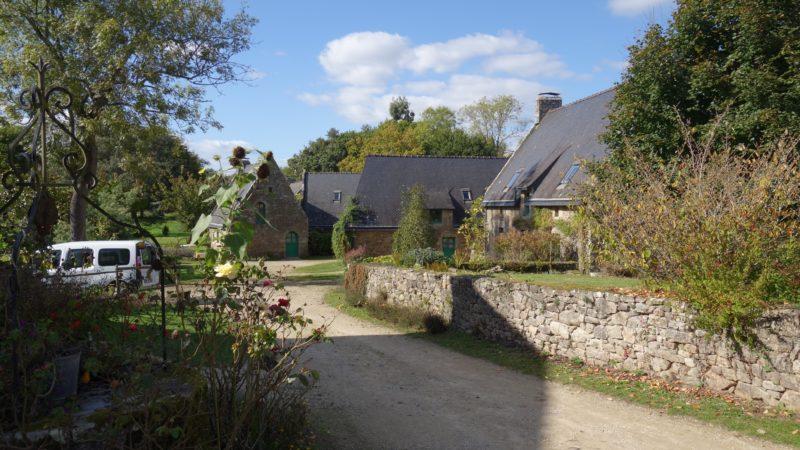 Hameau du Rémoulin (gites intercommunaux) en cœur de bourg