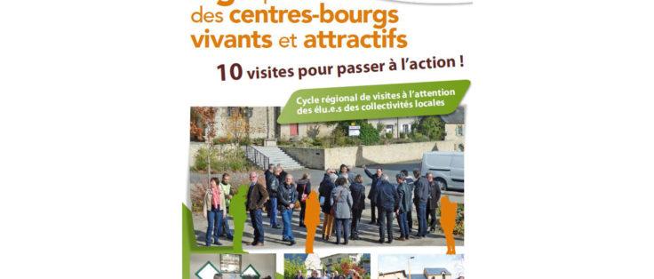 Page de garde du programme sur le cycle régional de visites