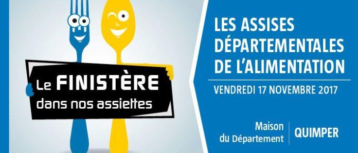 Les assises départementales de l'alimentation du Finistère