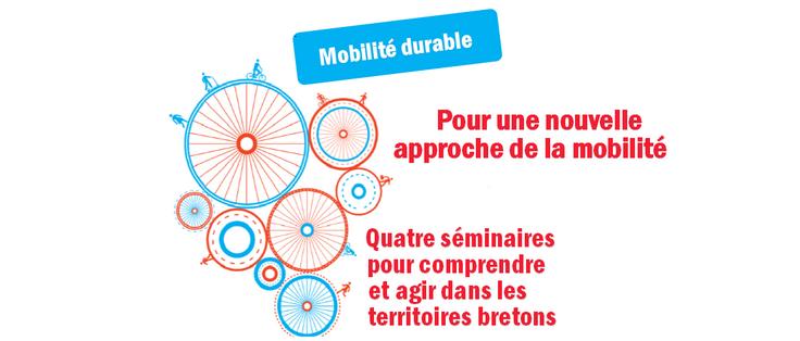 4 séminaires sur la mobilité durable organisés par l'ADEME