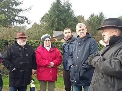 Visite de la Pelousière – Langouet