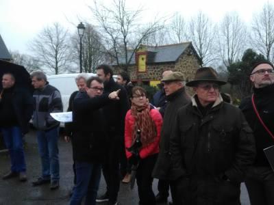 Visite de La Baussaine