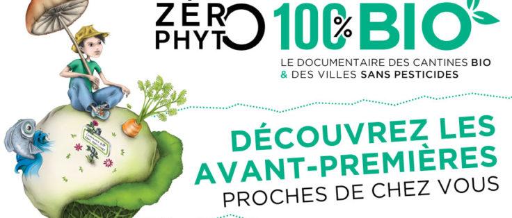 zero phyto 100% bio avant première