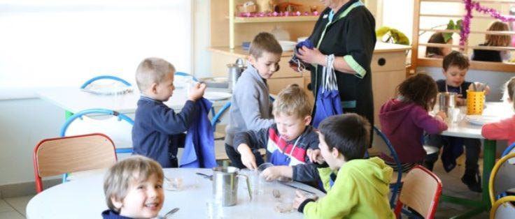 Restaurant scolaire Bouvron