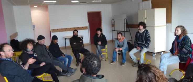 Formation Noria&Cie - visite école Bouvron Mars 2018