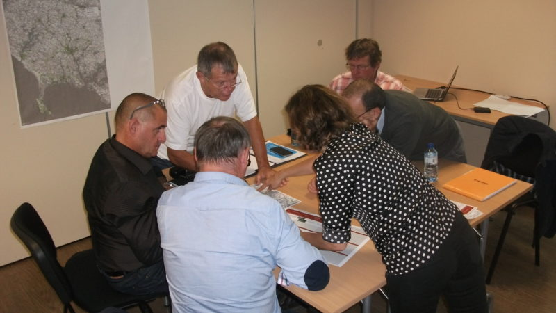 AQTA groupe travail schéma cycliste