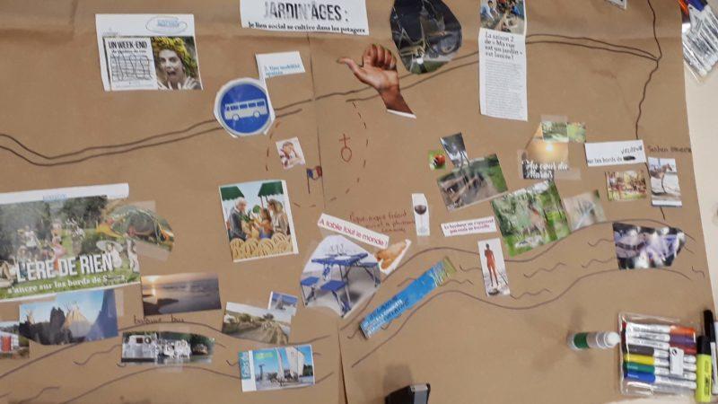 Béganne atelier créatif Quelle perception de votre commune ?