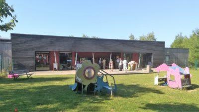 Visite éco crèche CCPLD 2018
