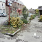 Hédé Bazouges - végétalisation du bourg
