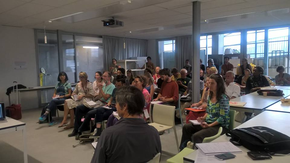 Rencontre habitat participatif marseille
