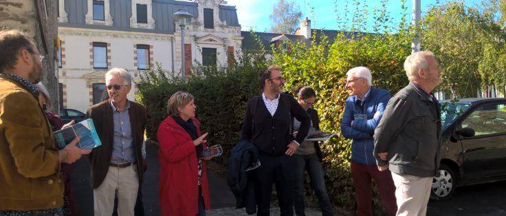 Visite Bourg Bouvron 12 oct 2018