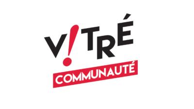 Logo de vitré communauté