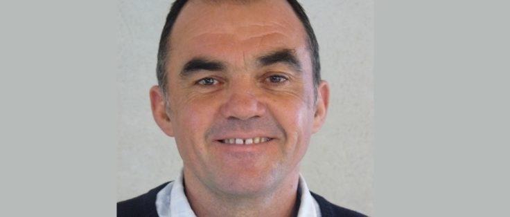 Jean-Pierr Gourden, maire Nostang