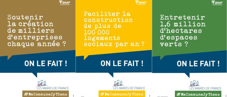Affiches campagne AMF