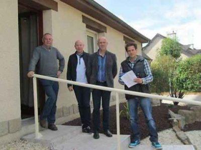 Elus et services de Roche aux Fées Communauté multiplient les actions pour faciliter la production et la rénovation de logements sur leur territoire
