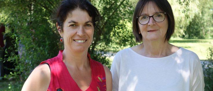 Valérie et véronique -co-présidentes-2018-2020