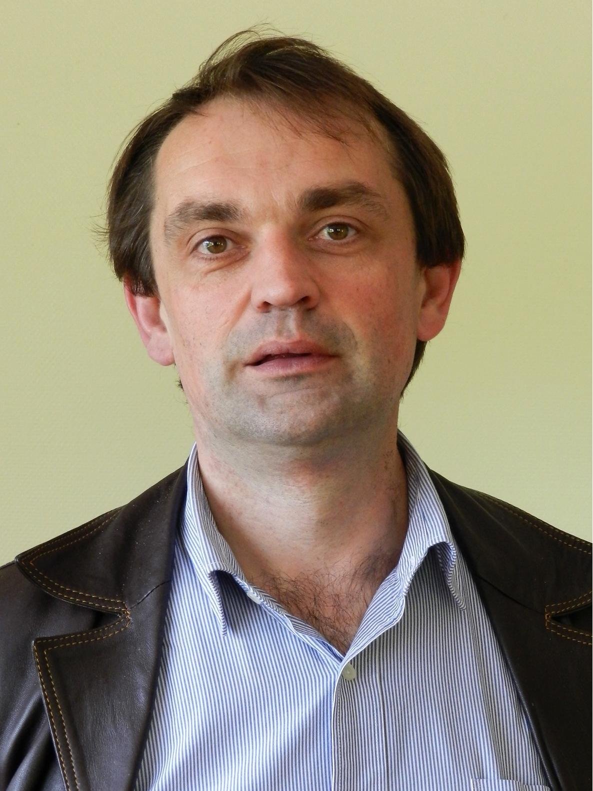Stéphane Mabon